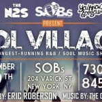 Sol Village Featuring Mateo, Gotham Citi, MPrynt, Kenny Wesley, Steve Lovell & Mylah