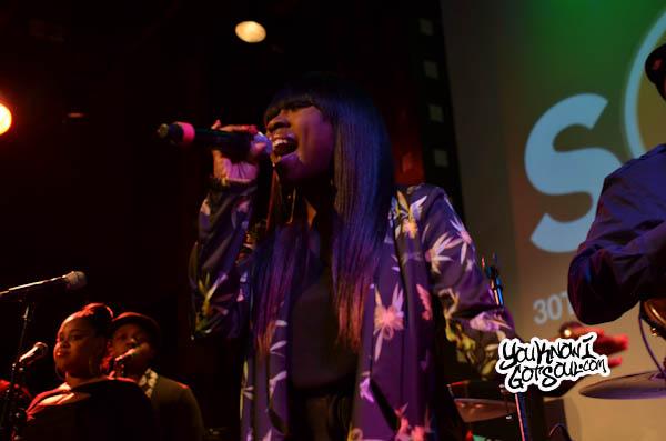 Meelah RnB Spotlight 2012