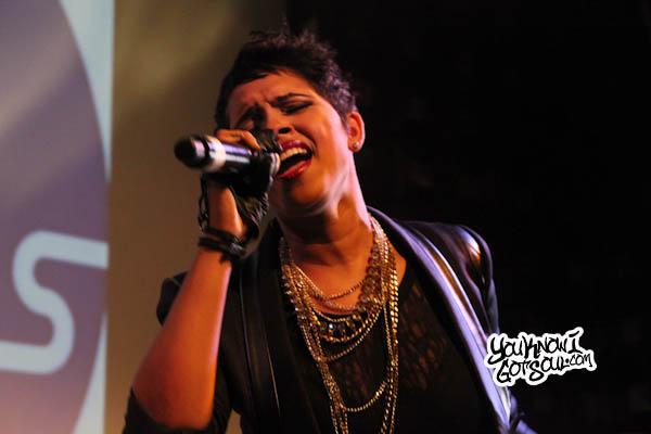 RaVaughn Brown Music Matters 2012