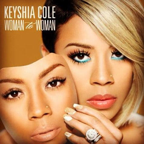 Keyshia Cole Woman to Woman Album Cover