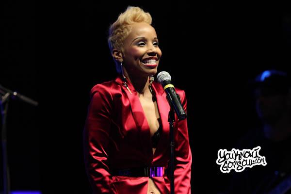 Vivian Green Highline Ballroom 2012