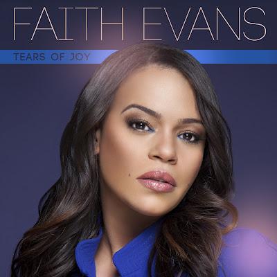 Faith Evans Tears of Joy Single Cover