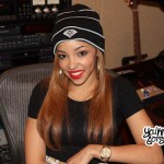 "Tinashe Sings ""Ecstasy"" Live Acapella (Exclusive)"