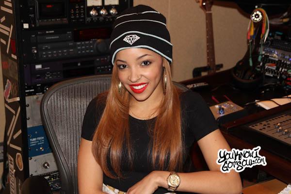 Tinashe 2 YouKnowIGotSoul 2013