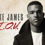 """Luke James """"I.O.U."""" Featuring Wale (Remix)"""