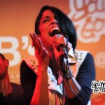 """Natasha Ramos Performing """"Midnight Hour"""" Live at SOBs for Sol Village"""