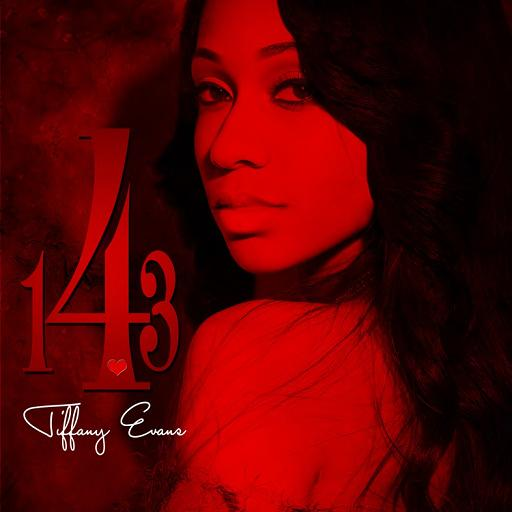 Tiffany Evans 143 Cover