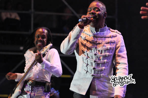 Earth Wind and Fire Jazz in the Gardens 2013-1