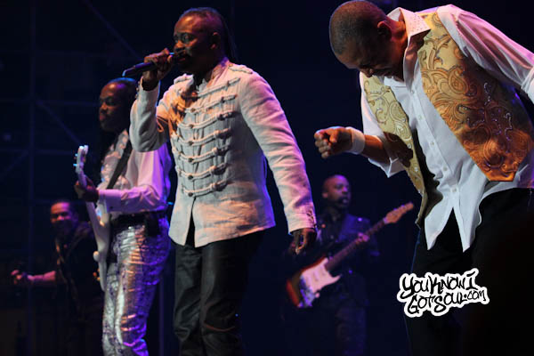 Earth Wind and Fire Jazz in the Gardens 2013-3