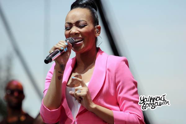 Monica Jazz in the Gardens 2013-4