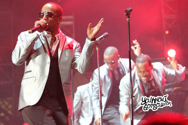New Edition Jazz in the Gardens 2013-2