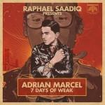 "Raphael Saadiq Presents Adrian Marcel With His ""7 Days of Weak"" Mixtape"
