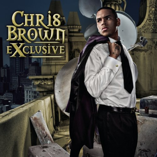 Chris Brown Exclusive Album Cover
