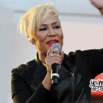 Event Recap & Photos: Emeli Sande Performs at JFK Airport for Live from T5
