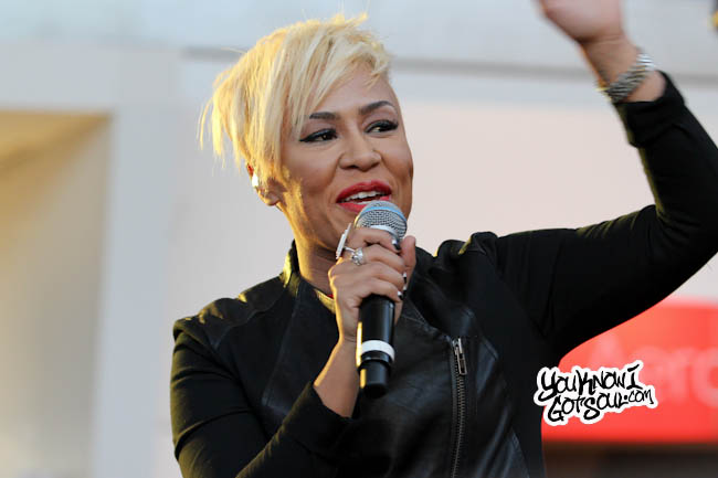 Emeli Sande JFK Jet Blue Live from T5 2013