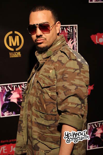 Fantasia Album Release XL Nightclub 2013-2