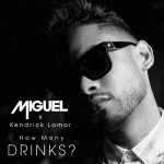"""Miguel """"How Many Drinks"""" featuring Kendrick Lamar (Video)"""