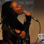 """Qui Qui Martin Performing """"Prototype"""" (Andre 3000 Cover) Live at SOBs for Sol Village"""