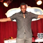 """Brian McKnight Performing """"Sweeter"""" Live at B.B. Kings in NYC 5/19/13"""