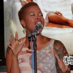 """Event Recap & Photos: Chrisette Michele Performs Songs from """"Better"""" at the Motown Offices in NYC 6/10/13"""