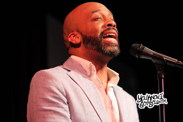 Rahsaan Patterson BB Kings 2013