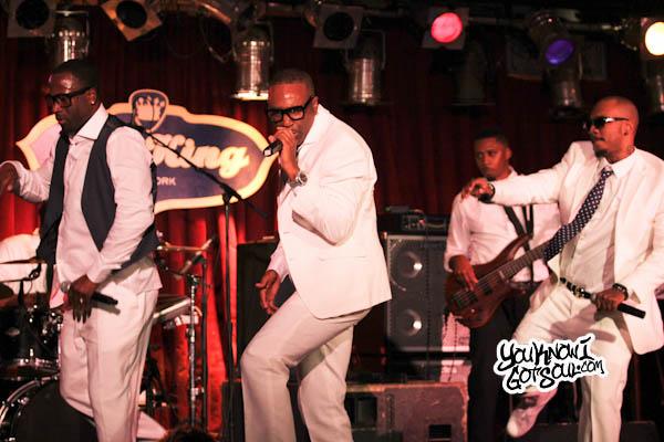112 BB Kings Slim Mike Q Daron 2013-10