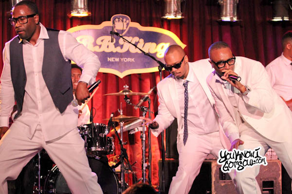 112 BB Kings Slim Mike Q Daron 2013