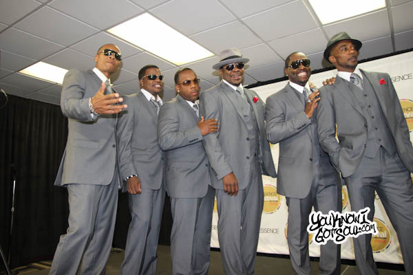 New Edition Essence Music Festival 2013