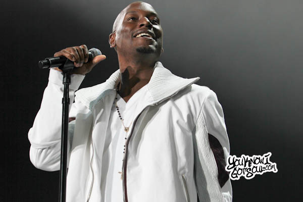 Tyrese Essence Music Festival 2013