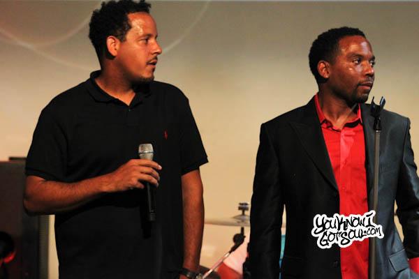 Carvin & Ivan RnB Spotlight August 2013 SOBs