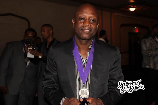 Jerry Wonda BMI RnB Hip Hop Awards 2013