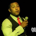 "Noel Gourdin Performing ""Heaven Knows"" Live at Soul Factory in NYC 7/27/13"