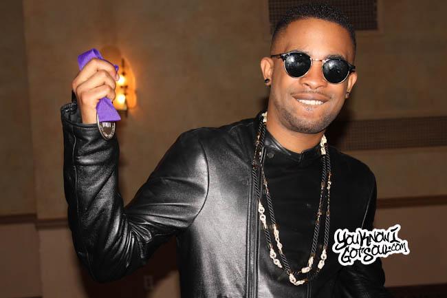 Elijah Blake BMI RnB Hip Hop Awards 2013