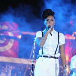 "Event Recap & Photos: Janelle Monae ""Electric Lady"" Album Release Performance 9/9/13"