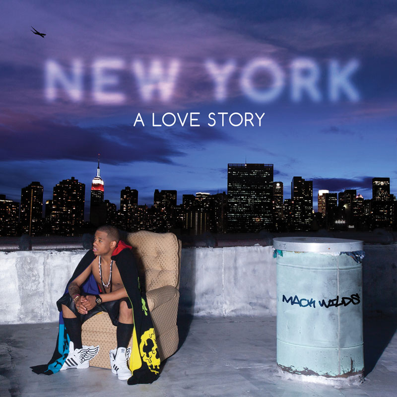 Mack Wilds New York a Love Story