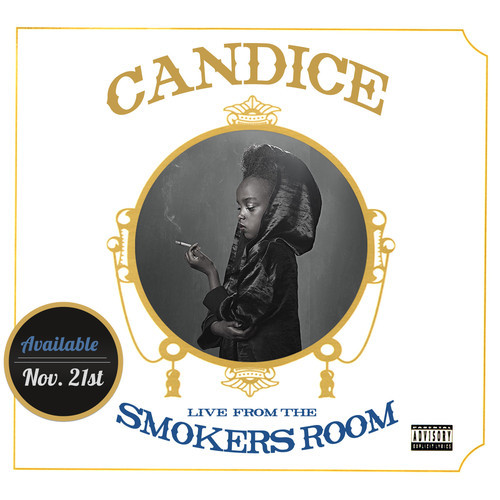 Candice Live from the Smokers Room