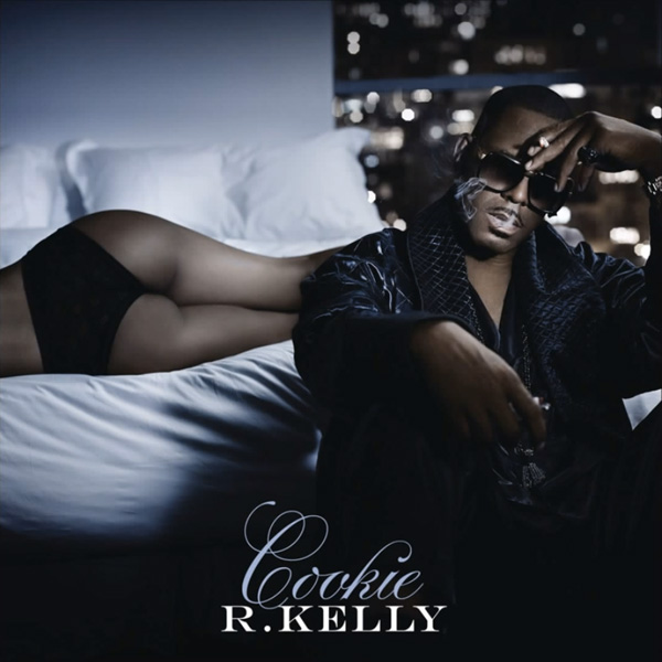 R. Kelly Cookie Single Cover