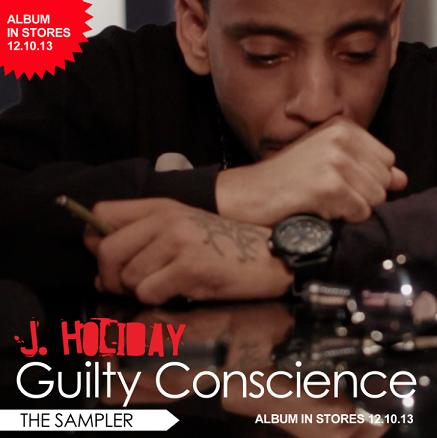 J Holiday Guilty Conscience Sampler