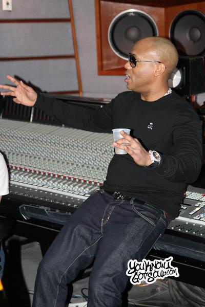 Mario Winans Platinum Sound Listening Event 2013-1