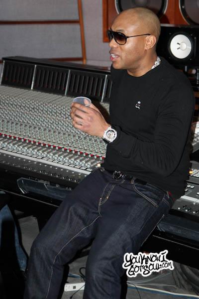 Mario Winans Platinum Sound Listening Event 2013-3