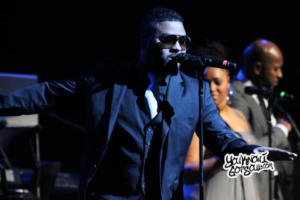 Musiq Soulchild Beacon Theatre 2013