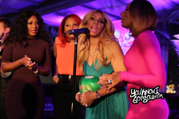 Tamar Braxton The Braxtons Gain Event Empire Hotel 2014-4