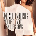 Giveaway: Tickets to Marsha Ambrosius Upcoming Shows at SOBs in NYC