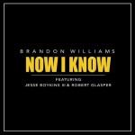 "Brandon Williams ""Now I Know"" featuring Jesse Boykins III & Robert Glasper"