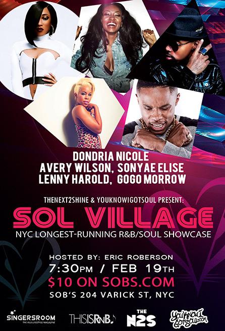 Sol Village-Feb 2014