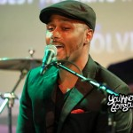 """Live Video: George Tandy Jr. Performing """"March"""" Live at SOB's in NYC 3/19/14"""