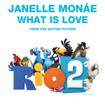 """Janelle Monae """"What is Love"""""""