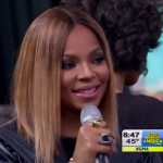 Ashanti Performs Songs from New Album + Medley of Hits on Good Morning America