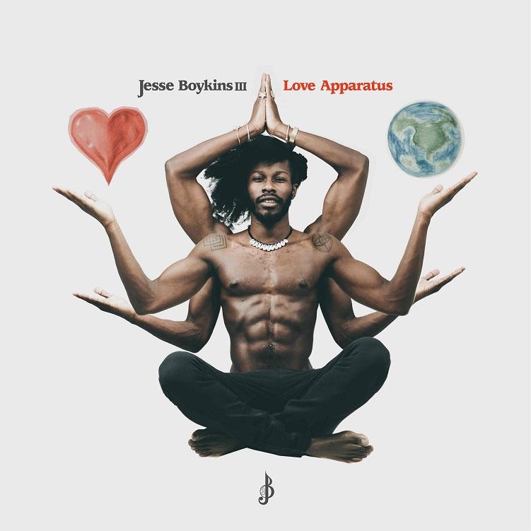 Jesse Boykins III Love Apparatus