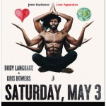 Ticket Giveaway: Jesse Boykins III Album Release Show at Irving Plaza in NYC 5/3/14